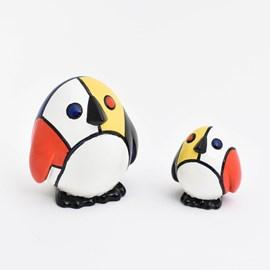 Sculpture Penguins