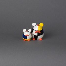 Sculpture Mice