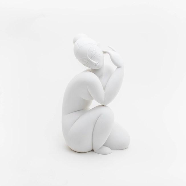 Modigliani Sculpture Female Nude