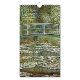 Birthday Calendar & Card Wallet Monet