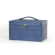 Jewellery Case Highlight Blue