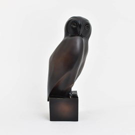 Sculpture Petite Chouette in 2 Sizes