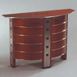 Art Deco Wall Cabinet Newberry