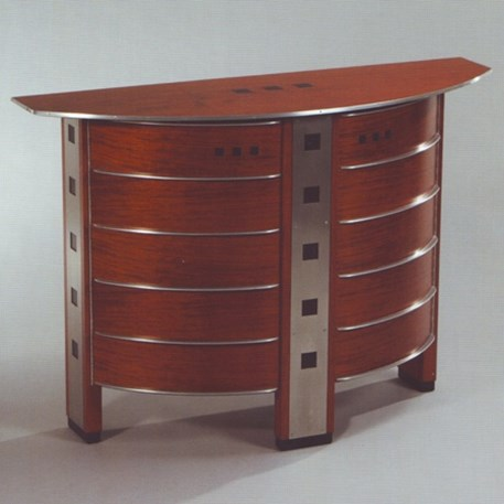 Art Deco Wall Cabinet Newberry