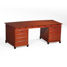 Art Deco Desk Alexander