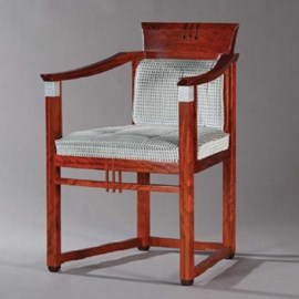 Art Deco Dining Chair Susan