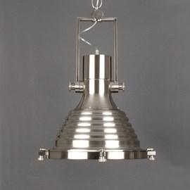 Hanging Lamp Studio Style Matte Nickel