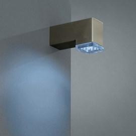 Perpendicular Block LED Lamp