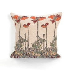 Cushion Art Nouveau Champs