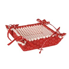 Bread Basket Red
