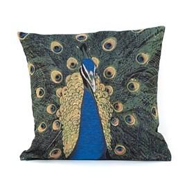 Cushion Peacock
