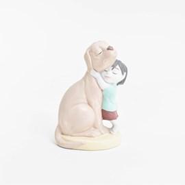 Sculpture Puppy Love