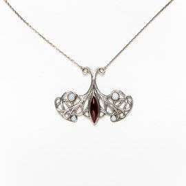 Necklace Jugendstil Fantastic