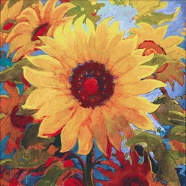 Tapestry Sunflower