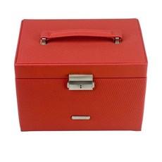 Jewellery Box Fiesta Red