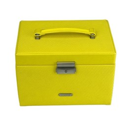 Jewellery Box Fiesta Yellow