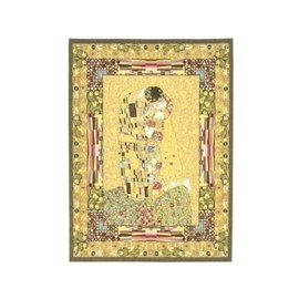 Tapestry Klimt The Kiss