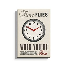Clock Time Flies
