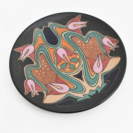 Laila Decorative Plate