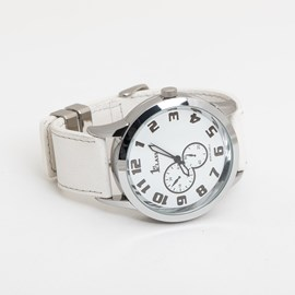 Men's Watch Project White