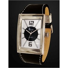 Men's Watch Wall Street Black