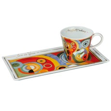 Coffee Set Delaunay