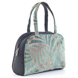 Handbag Nicky Palm Sea-Green