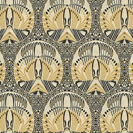 Project Fabric Graceful Jugendstil