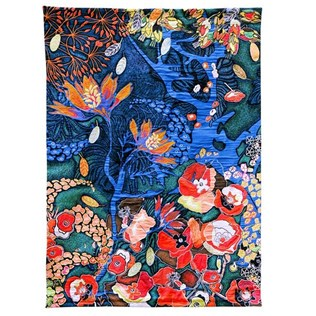 voorbeeld van een van onze Tapestries / Paintings / Tiffany