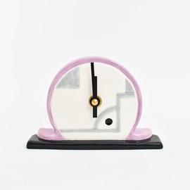 Clock Colored Astoria