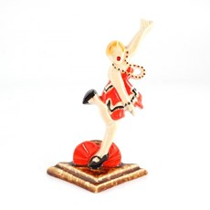 Sculpture Lady Dancer