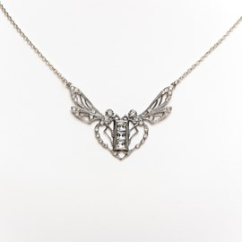 Necklace Dragonfly Wedding