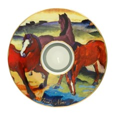 Tea Light Holder The Red Horses