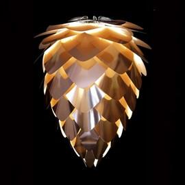 Lamp VITA Conia Mini in white or copper