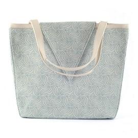 Handbag Nathalie   Blue Blossom