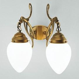 Wall Lamp 2-light Flora