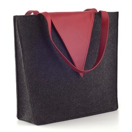 Handbag Nathalie | Tempting Red