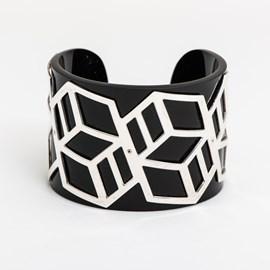 Bracelet Black Geo