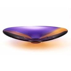 Bowl Amber Sun