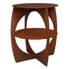 Table Tonnes Corten
