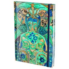 Notebook A5 Peacock
