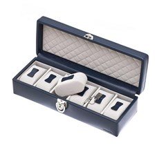 Watch Box Chic Navy