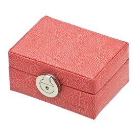 Ring Box Deco Coral/Rose