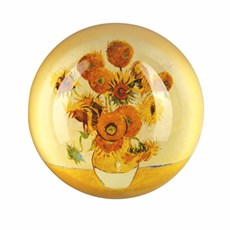 Paperweight Sunflowers