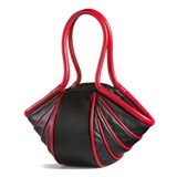 Handbag Lady-Stripe