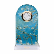 Table Clock Almond Blossom