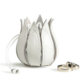 Ring Bag My Little Tulip White Wedding