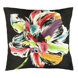 Cushion Colourful Tulip