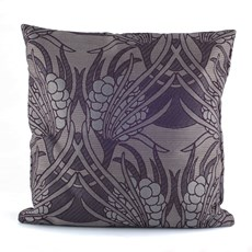 Cushion Flower Clusters Grey