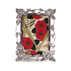 Photo Frame Shiny Roses